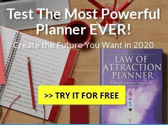 Law of Attraction Planner 2020