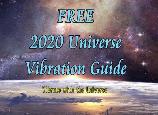 Free 2020 Universe Vibration Guide